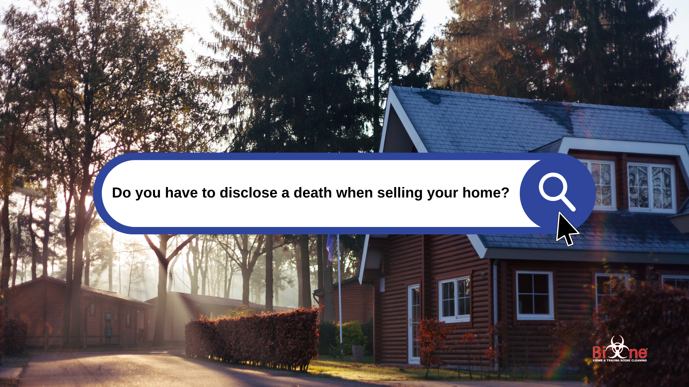Do you have to disclose a death when selling your home?