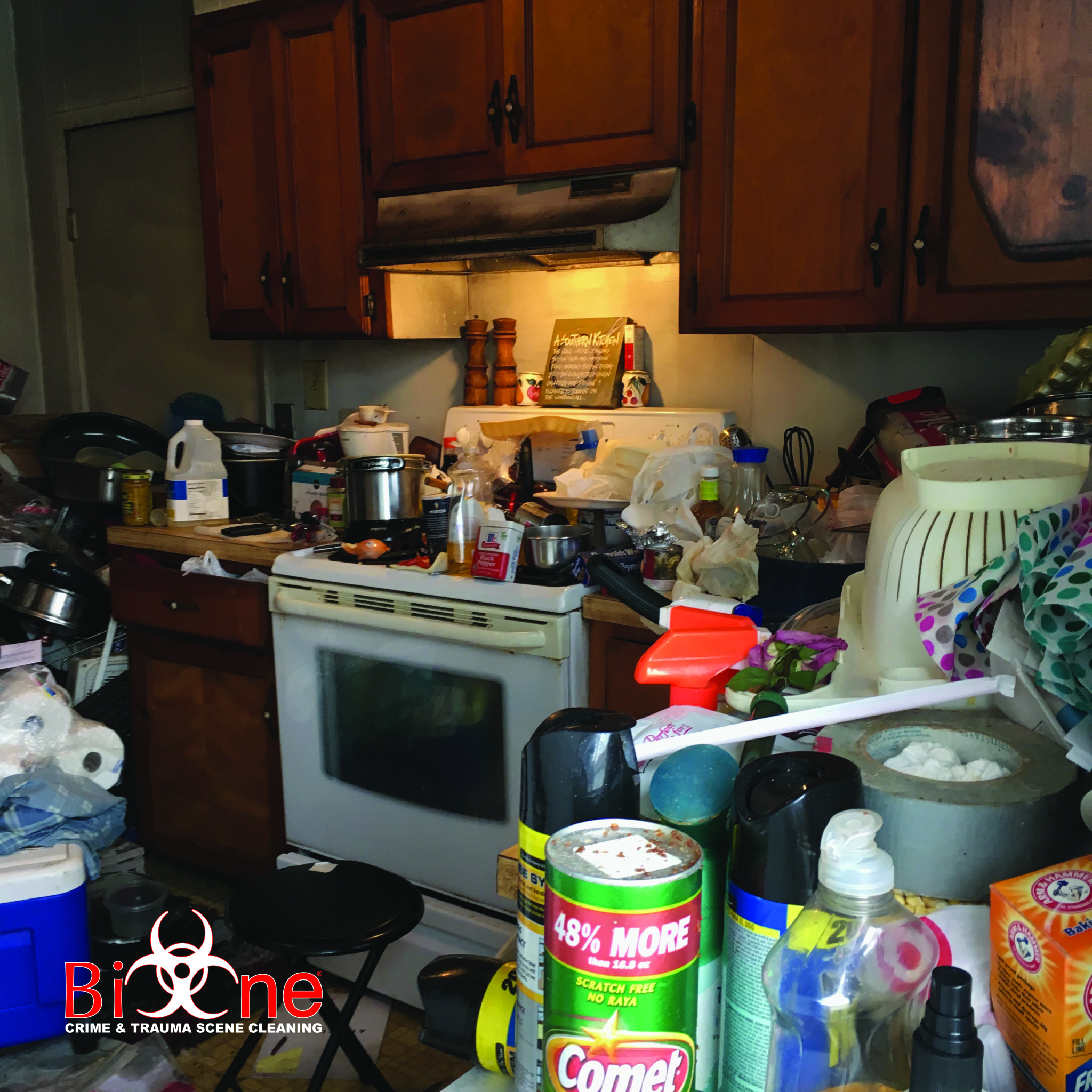 Hoarding and Summer Cleaning